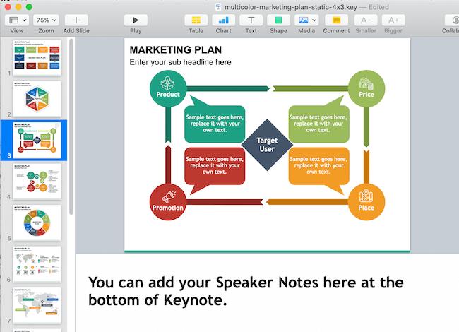 Keynote Presenter Notes